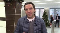 Поздравление с Новым годом 2018 от Юрана Сергея Николаевича, тренера ФК «Зоркий».